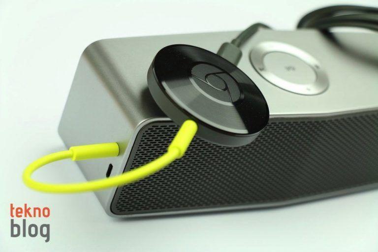 Chromecast Audio İncelemesi
