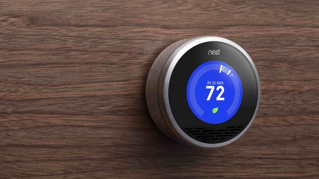 nest termostat