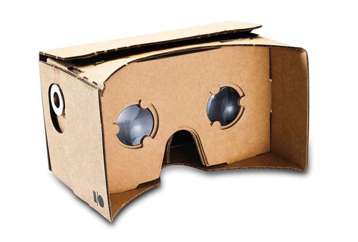 google webvr cardboard