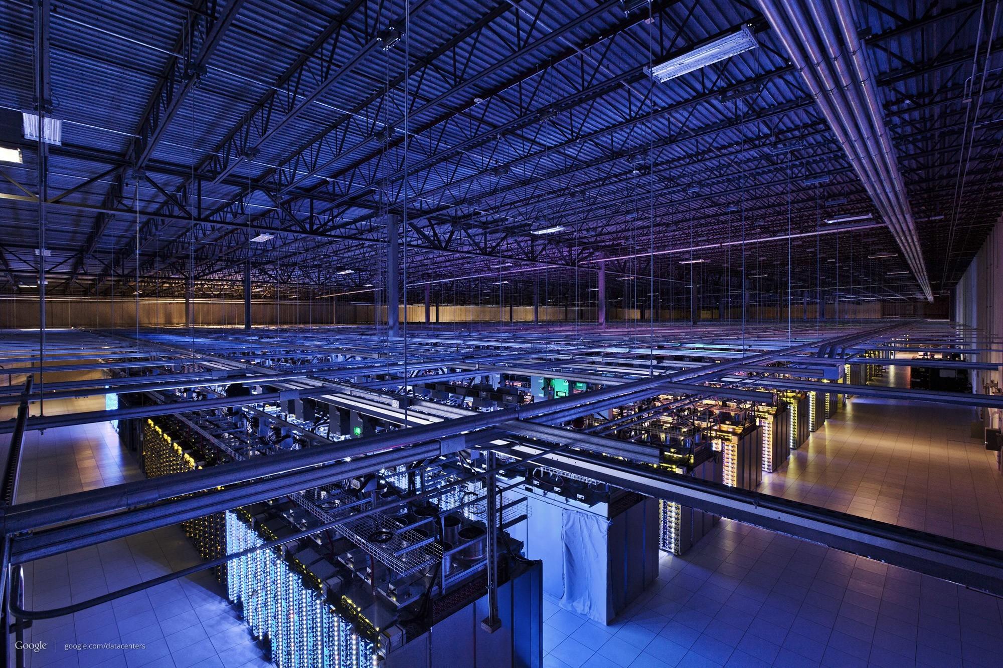 Google Veri Merkezi