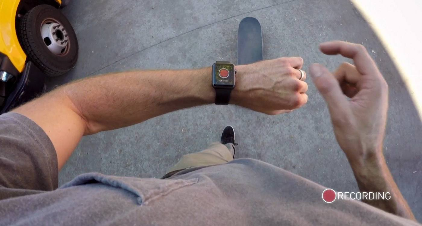 GoPro Apple Watch