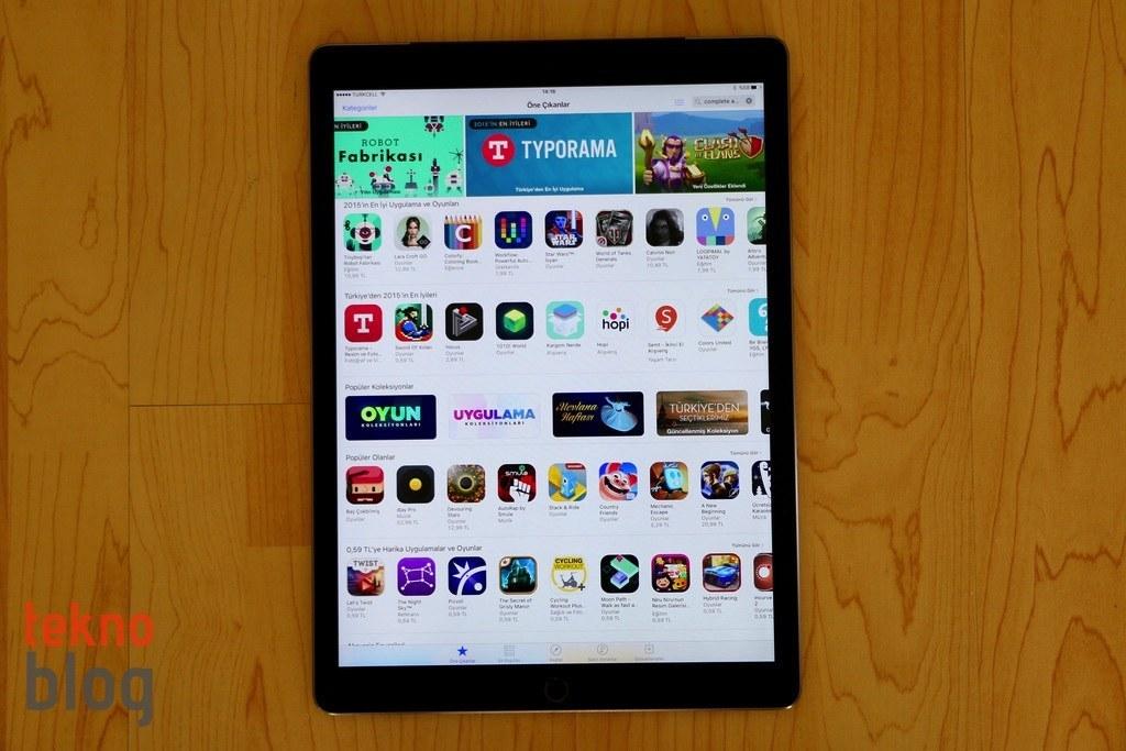 app store türkiye