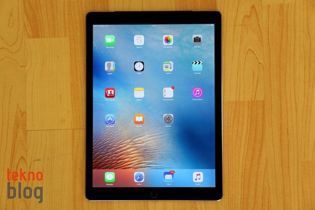 iPad Pro İncelemesi
