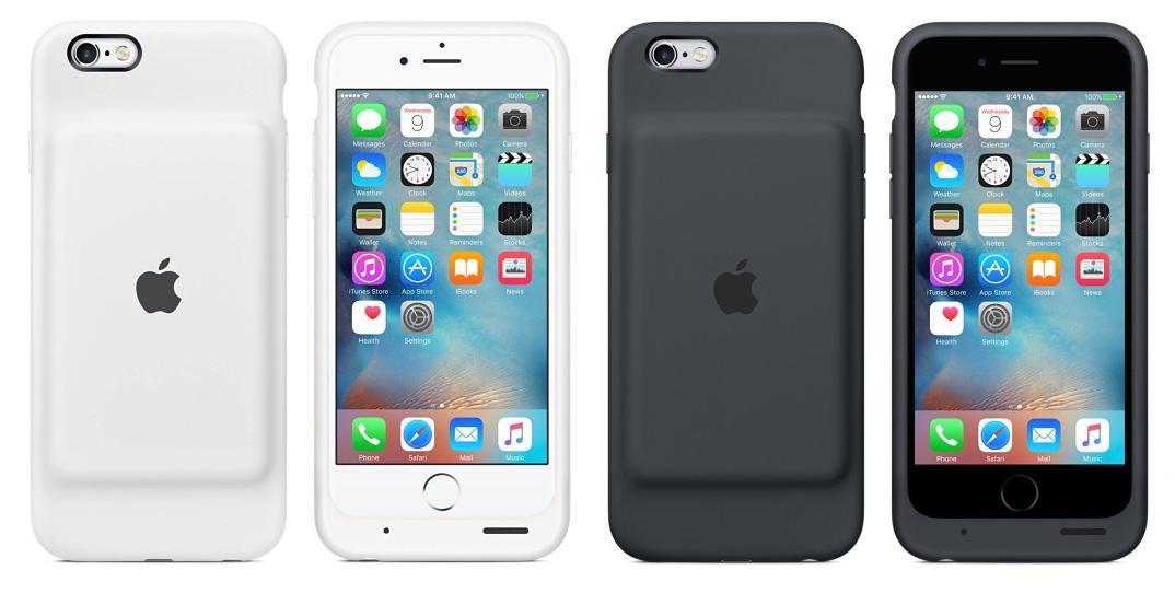 iPhone 6s şarjlı kılıf