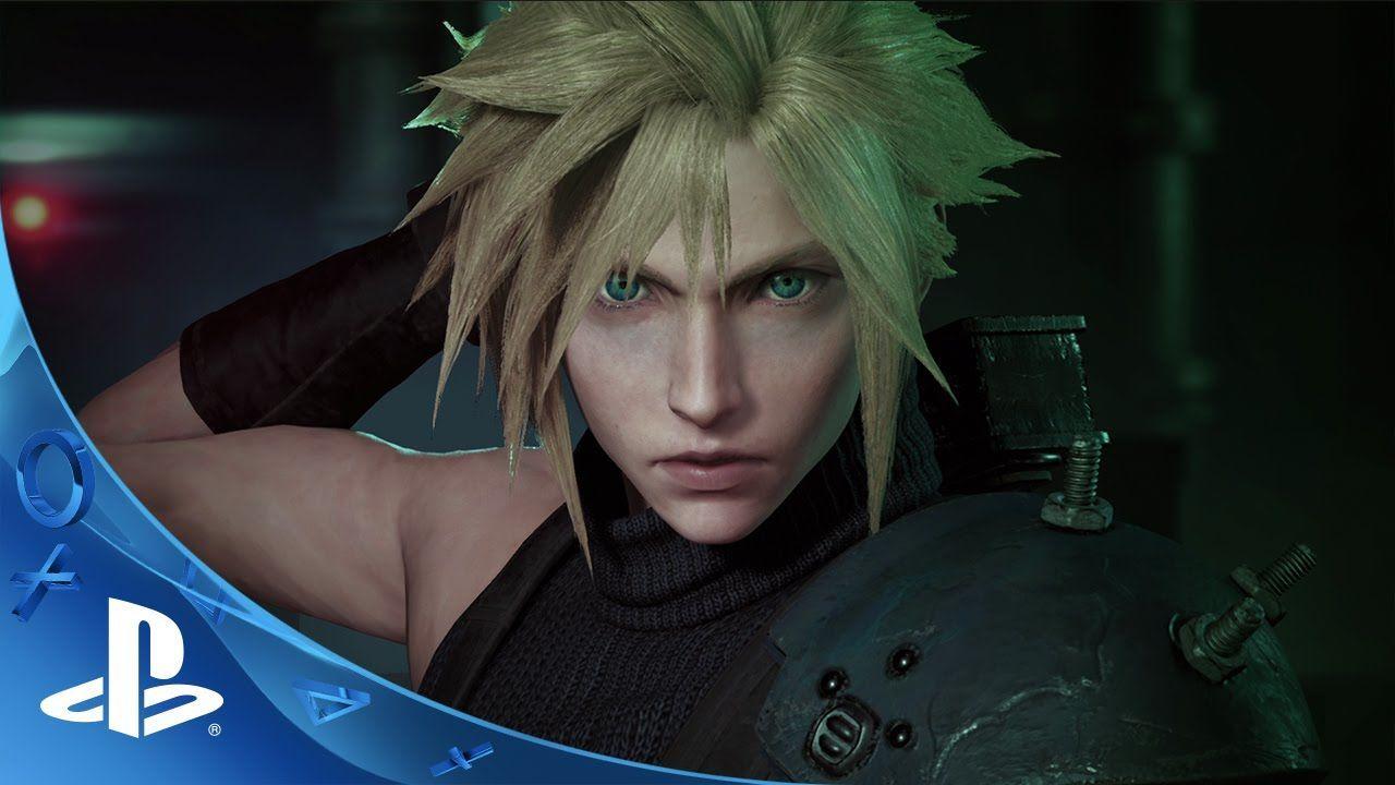 Video: Final Fantasy VII Remake'in ilk oynanış videosunu izleyin