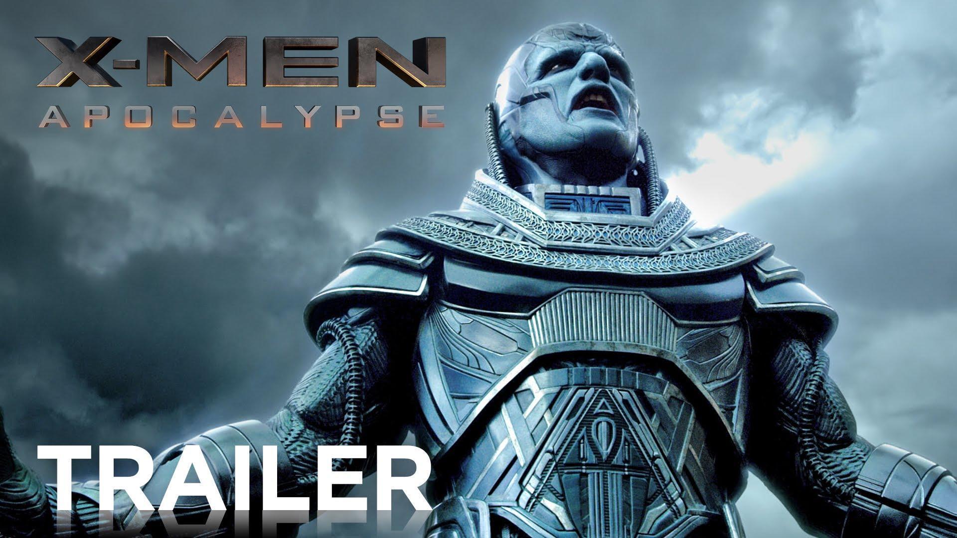 Video: X-Men: Apocalypse filminin ilk fragmanı yayınlandı