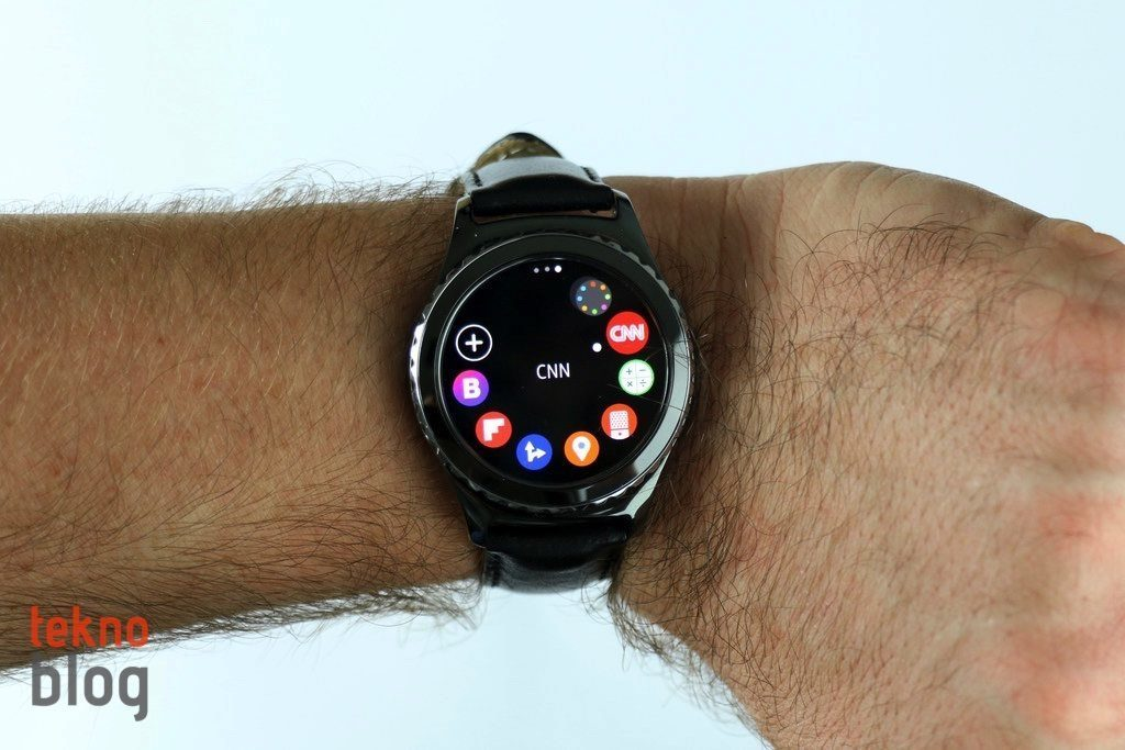 samsung gear s2 iphone