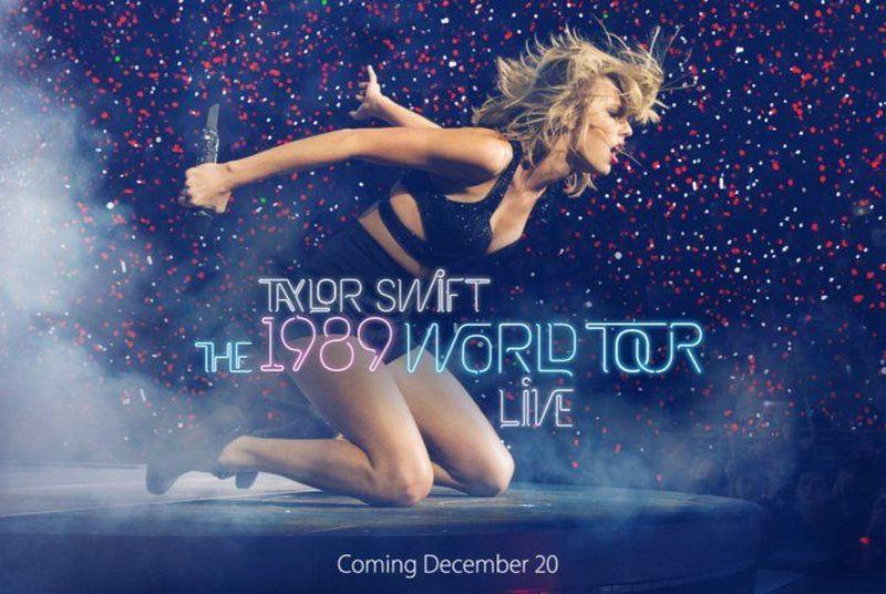 Taylor Swift 1989 World Tour Live