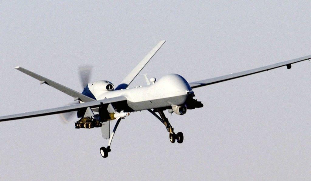 abd hava kuvvetleri reaper drone