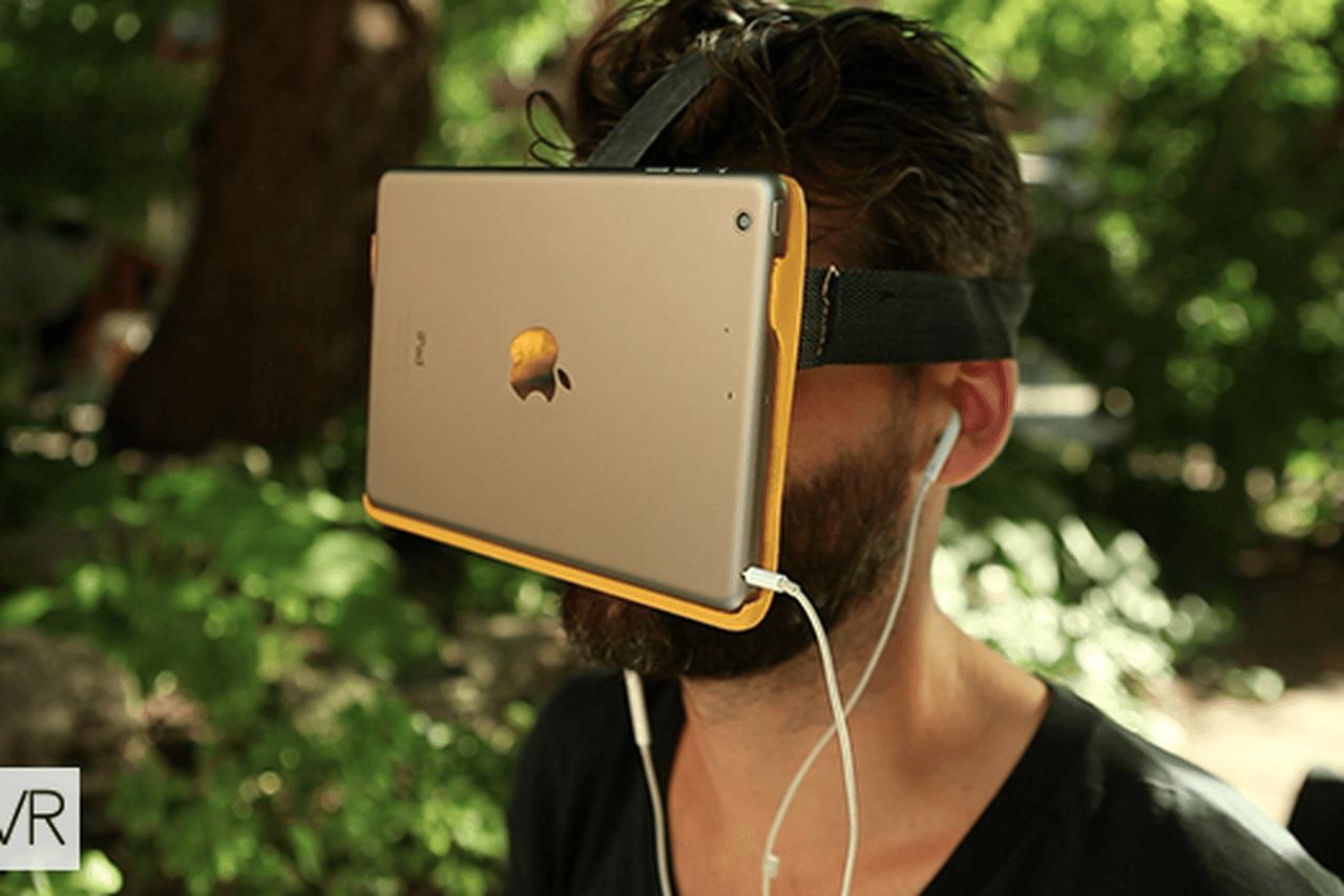 apple sanal gerçeklik gözlüğü