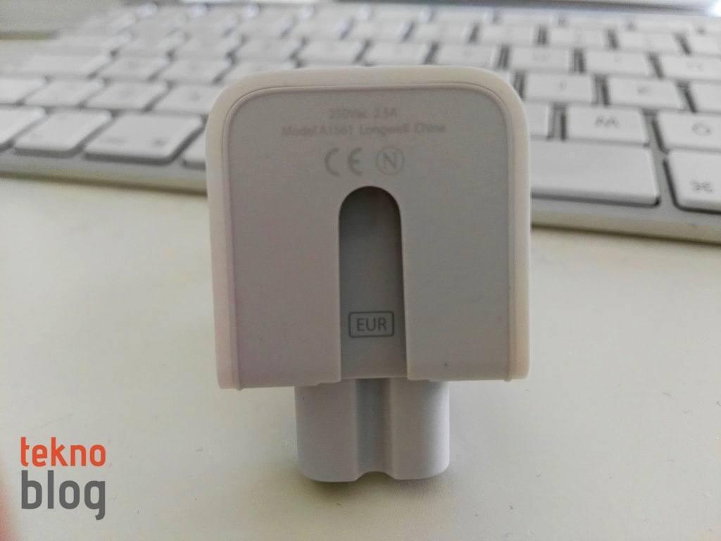 apple ac priz güç adaptörü değiştirme programı