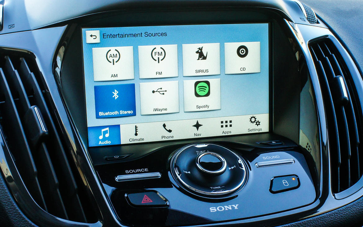 ces 2016 ford sync 3 android auto ve carplay destekliyor. Black Bedroom Furniture Sets. Home Design Ideas