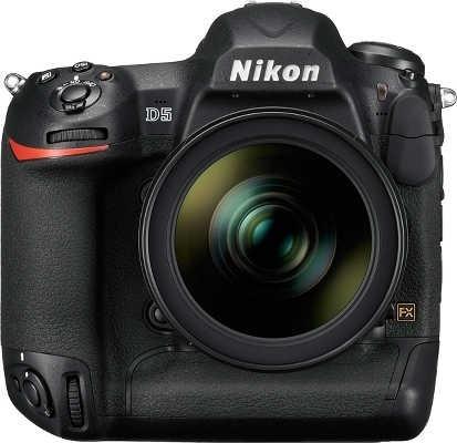 Nikon D5 4K video