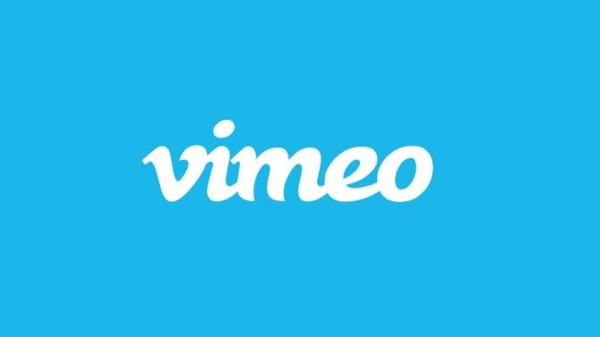vimeo share the screen