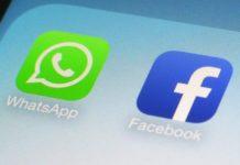 facebook whatsapp sifreleme