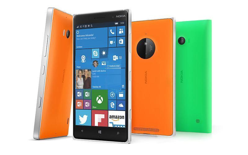 windows 10 mobile güncellemesi