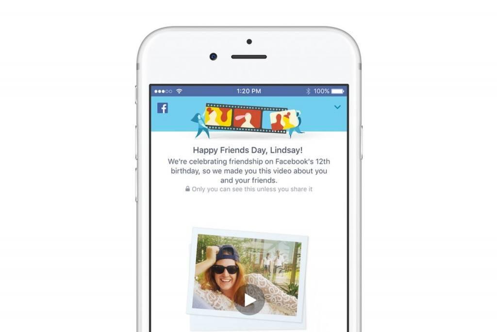 facebook arkadaslik gunu