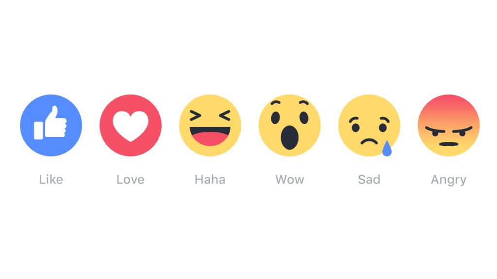 facebook yeni begen butonu
