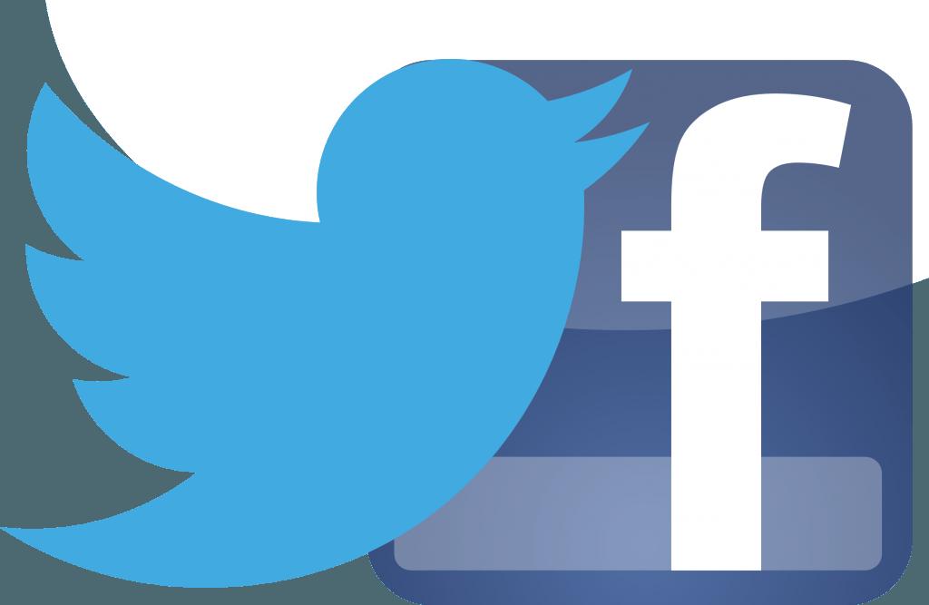 facebook ve twitter