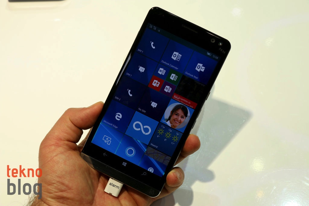 hp windows 10 mobile