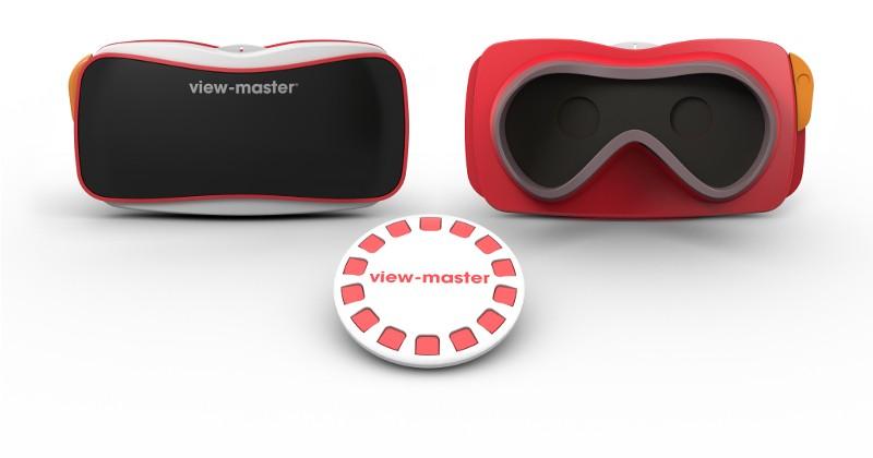 Mattel Google Cardboard View-Master