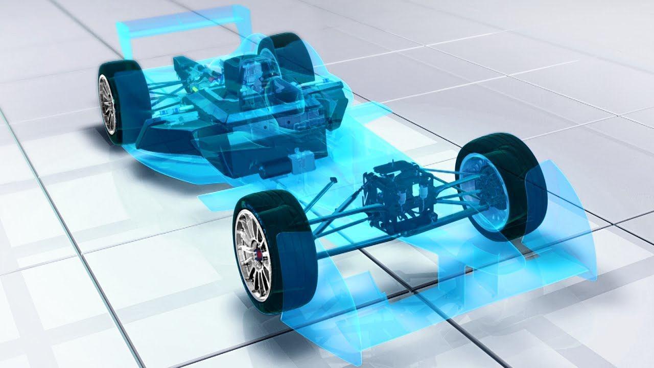 Video: Formula E'nin elektrikli yarış otomobillerinin nasıl çalıştığını merak ediyor musunuz?