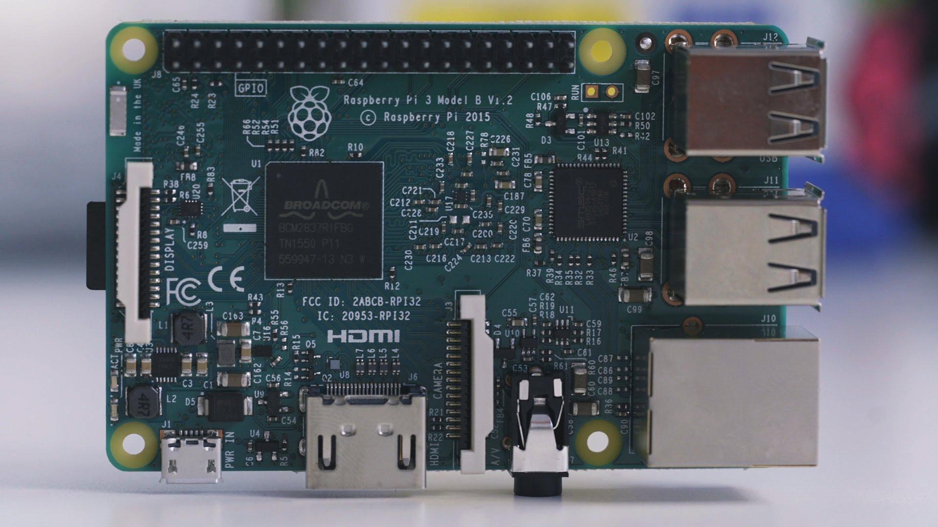 Raspberry Pi 3 Wi-Fi ve Bluetooth bağlantı destekleriyle yine 35 dolara geliyor