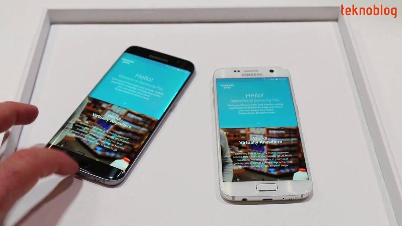 Samsung Galaxy S7 ve S7 edge Ön İnceleme