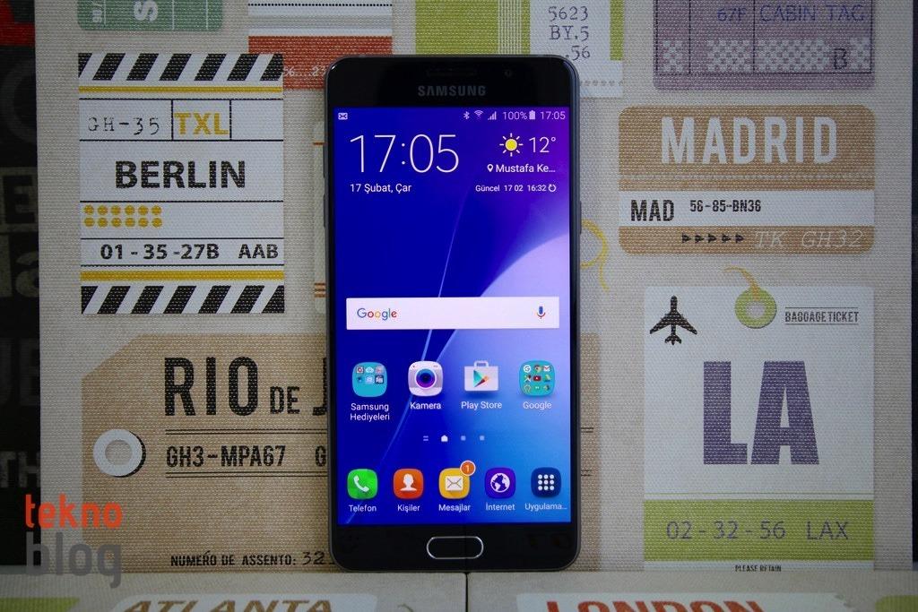 Samsung Galaxy A5 (2016) İncelemesi