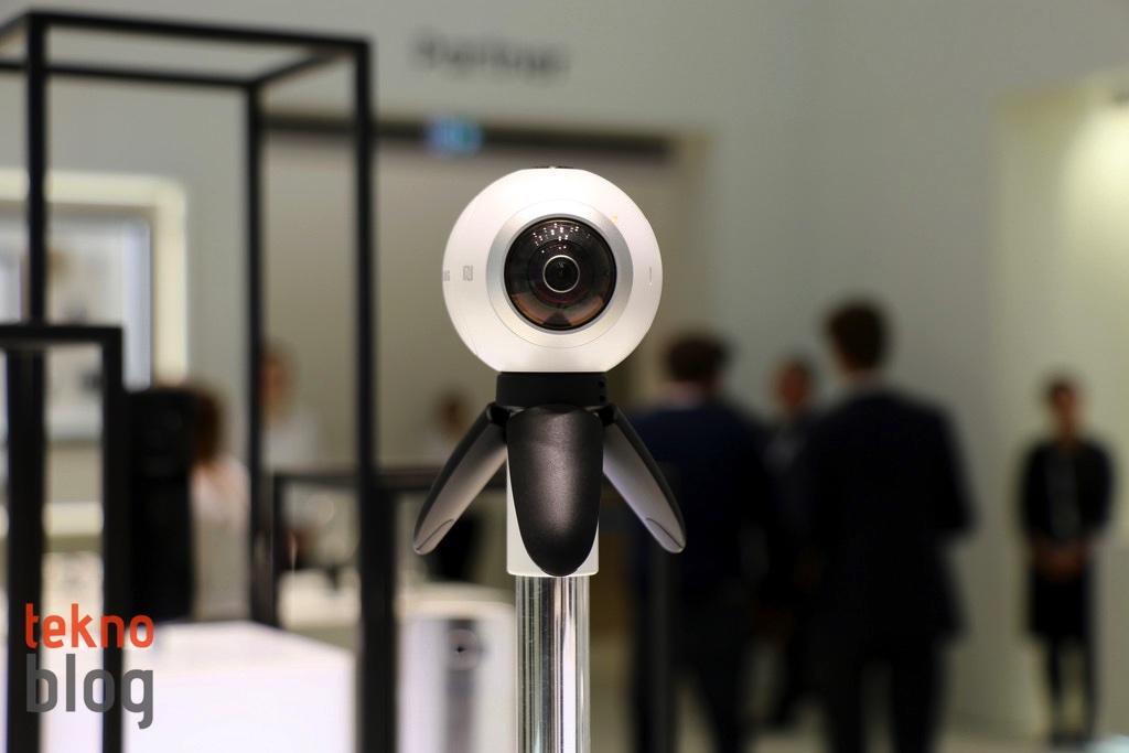 Samsung Gear 360 Ön İnceleme