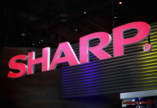 sharp oled