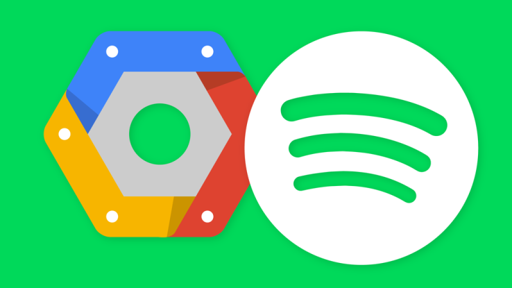 spotify google cloud platform
