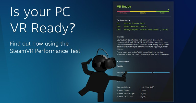 steamvr performance