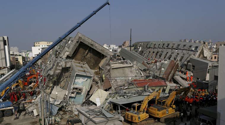 tayvan depremi