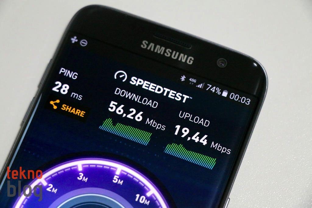 speedtest turkiye