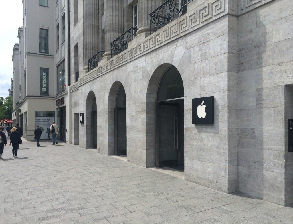 apple almanya berlin