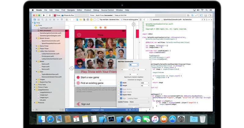 apple ios kaynak kodu