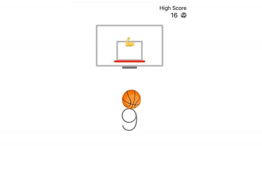 facebook messenger gizli oyun basketbol
