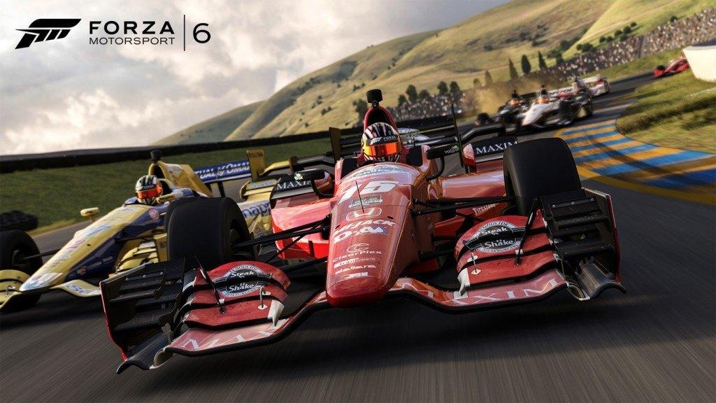forza motorsport 6 espor