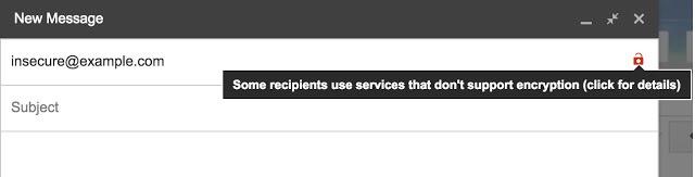 gmail güvenlik bildirimi
