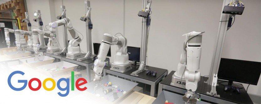 google robot kollar