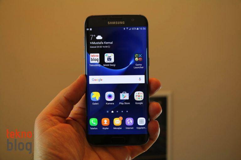 Samsung Galaxy S7 edge İncelemesi