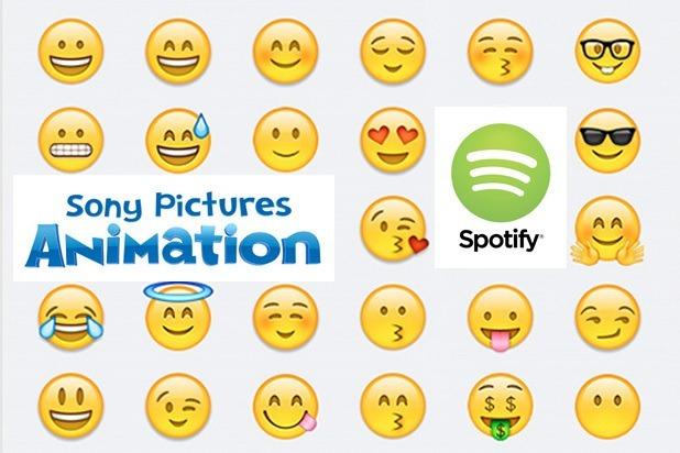 emoji filmi sony spotify