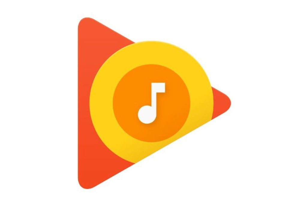 google play muzik yeni logo