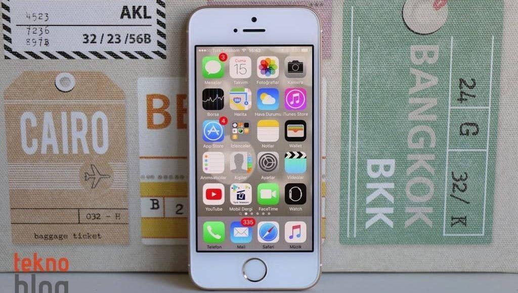apple iphone se satışı