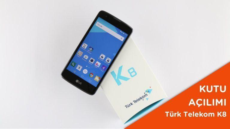 Video: Türk Telekom K8 Kutusundan Çıkıyor