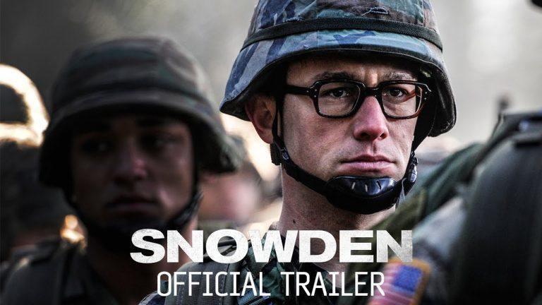 Snowden filmi için ilk resmi fragman yayınlandı – Video