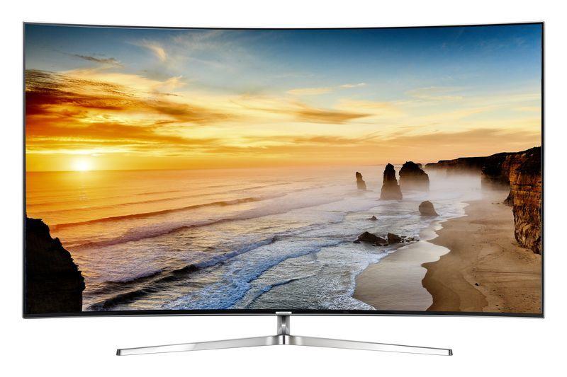 Samsung 4K TV KS9500