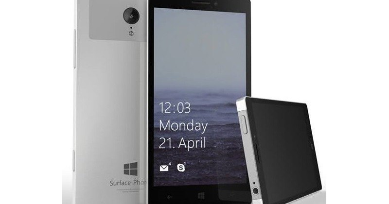 surface phone konsept