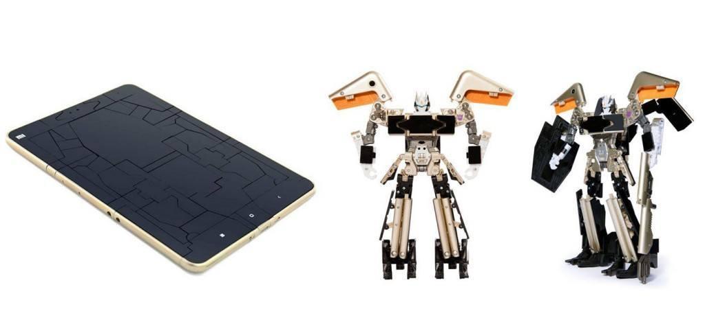 xiaomi tablet transformers